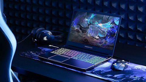 Najnowsze notebooki Acer będą dostępne z kartami graficznymi NVIDIA GeForce GTX 16