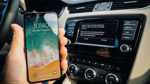 Apple odpadnie z wyścigu o pierwszy autonomiczny samochód? Wszystko przez iPhone'a