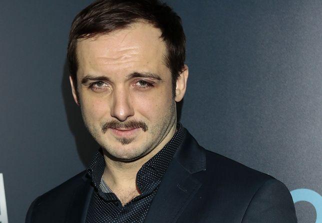 Michał Żurawski wcieli się w postać Jakuba Szapiro
