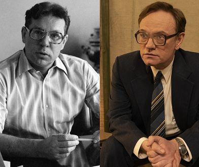 "W serialu ""Czarnobyl"" Jared Harris wciela się w Walerija Legasowa"