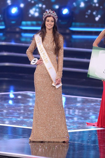 To ona zdobyła tytuł najpiękniejszej