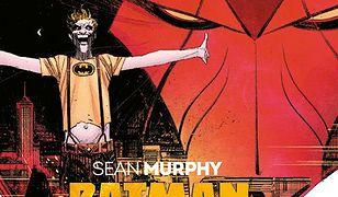 Batman. Klątwa Białego Rycerza – recenzja komiksu wyd. Egmont