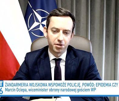 Koronawirus w Polsce. Żandarmeria Wojskowa pomoże policji. Wiemy, czym się zajmie