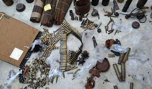 Posiadał materiały wybuchowe i pociski. 20-latkowi grozi 8 lat więzienia