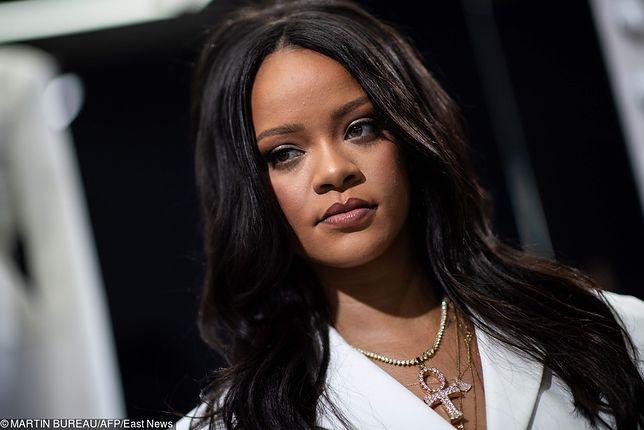 Rihanna spodziewa się dziecka - taka plotka poszła w świat po jednym wywiadzie.