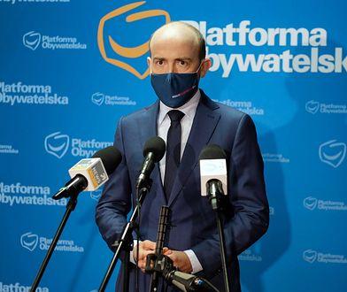 Borys Budka zostanie zastąpiony? Bogdan Zdrojewski surowo ocenił szefa PO