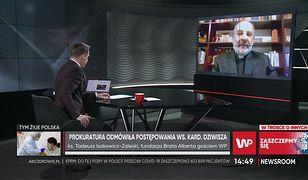 Nie będzie śledztwa ws. kardynała Dziwisza. Ks. Tadeusz Isakowicz-Zaleski komentuje
