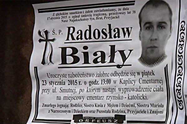 Tajemnicza śmierć policjanta w Tomaszowie Mazowieckim. Został zamordowany?
