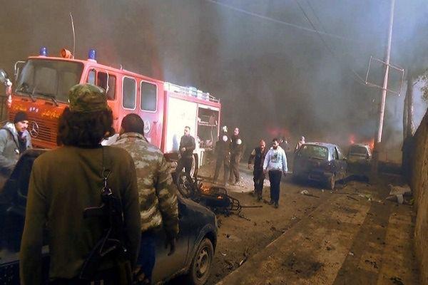 W eksplozji w tunelu w Syrii zginął generał i 8 żołnierzy