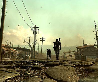 Zrzut ekranu z trzeciej części serii Fallout wydanej przez Bethesda Game Studios