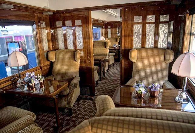 Odnowiono wagony słynnego Orient Expressu. Francuzi myślą także o pociągu znajdującym się w Polsce