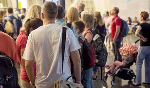 Katowice. Ponad 40 pasażerów zostało na lotnisku. Ryanair odleciał bez nich