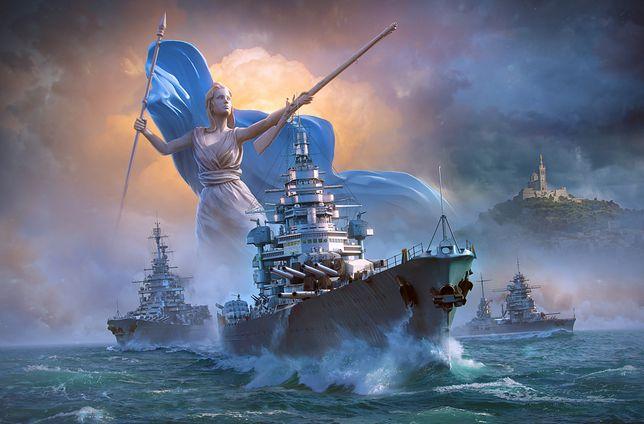 """""""World of Warships"""": Wargaming kontynuuje misję wspierania historii"""