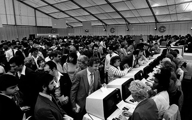 Klapy, wpadki i upadki - historia Commodore