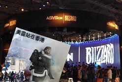 Blizzard się doigrał. Świat oburzony za wykluczenie zawodnika, który poparł protesty