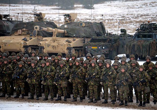Największe od 15 lat ćwiczenia wojskowe w Drawsku