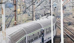 Pociąg Kraków-Warszawa zatrzymany. Powód? Pasożyty w wagonie
