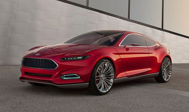 Nowy Ford Mustang jak Aston Martin?
