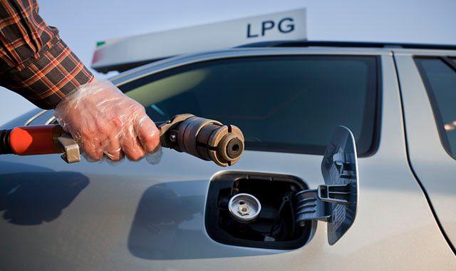 LPG tańsze o połowę