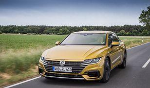 Volkswagen Arteon / fot. Mateusz Żuchowski