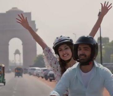 """""""Jalebi"""" to film bollywoodzki z 2018 roku"""