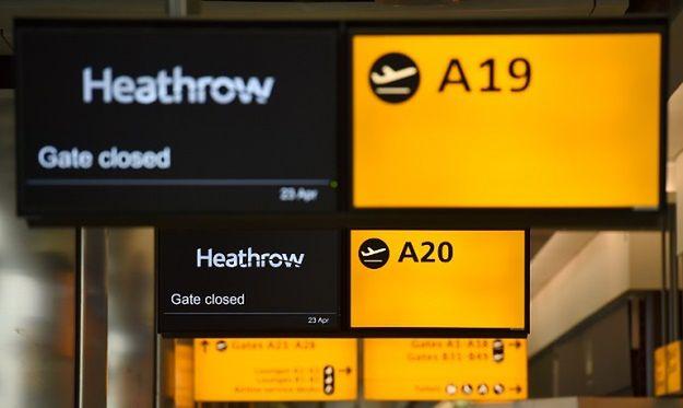 Mężczyzna aresztowany na Heathrow pod zarzutem terroryzmu