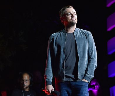 Leonardo DiCaprio jest znany ze swojej troski o kwestie klimatyczne