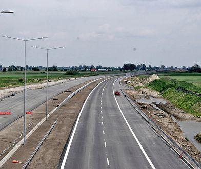 Obwodnica Ostródy i dwie jezdnie z Olsztyna do Olsztynka są już dostępne dla kierowców