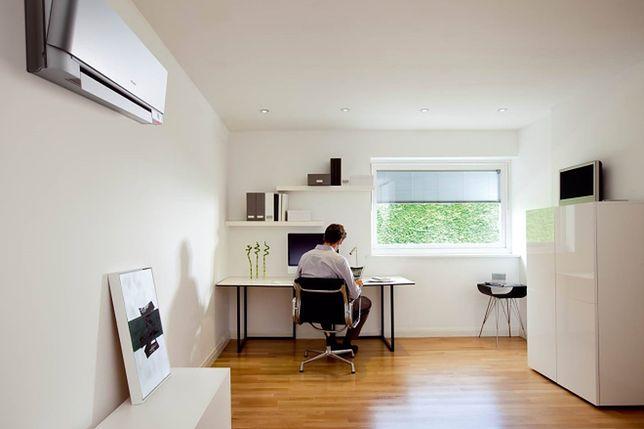 Ogrzewanie domu klimatyzatorem. Czy to się opłaca?