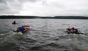 Wędkarz wpadł do zalewu Chańcza