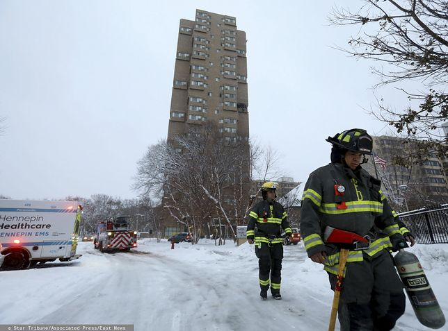 Minneapolis. Pożar pochłonął życie 5 osób