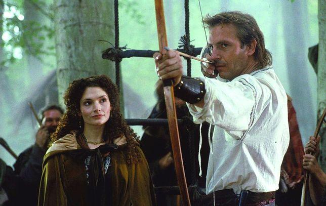 Kevin Costner jako Robin Hood w przeboju z 1991 r.
