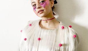 Julia Wieniawa kusi odważnym makijażem