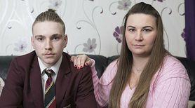 15-letni chłopiec został wyrzucony z lekcji. Powodem była jego fryzura