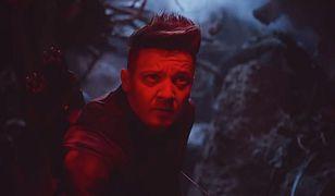 "Jeremy Renner powraca jako Hawkeye w ""Avengers: Endgame"""