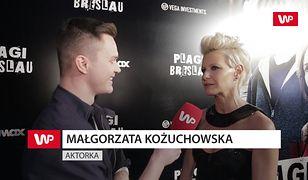 """Kożuchowska o metamorfozie u Vegi: """"Super była ta fryzura!"""""""