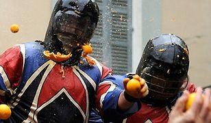Pomarańczowa bitwa