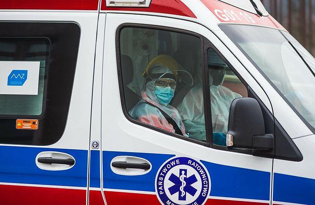 Koronawirus w Gdańsku. Prawie 80 osób ze schroniska zakażonych