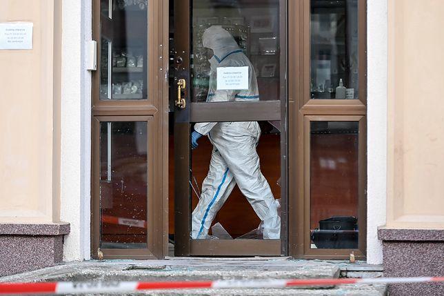 Olsztyn. Trwają poszukiwania sprawcy napadu na kantor/ zdj. ilustracyjne