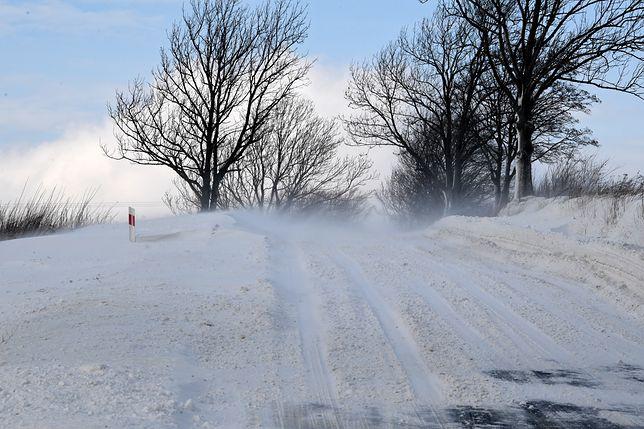 Pogoda na weekend, 22-24 stycznia