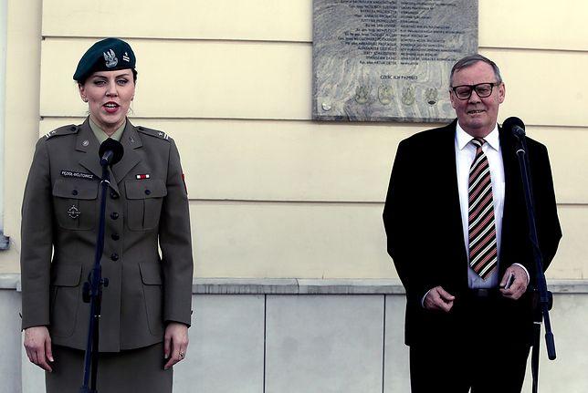 Anna Pęzioł-Wójtowicz i Wacław Berczyński
