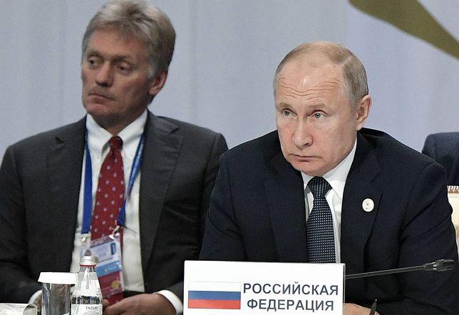 Otrucie Nawalnego. Rosja reaguje na oświadczenie z USA