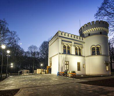 Bytom. Pałac Tiele-Wincklerów odzyskał blask. Będą koncerty, wystawy, a nawet śluby