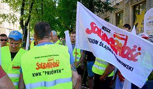 Górnicy przeciw PiS. Chcą strajkować przed konwencją w Katowicach