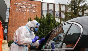 Koronawirus w Polsce. Ponad 8 tys. zakażeń na Śląsku. Niemal połowa z nich to górnicy
