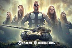 Zespół Sabaton i gra World of Tanks prezentują nową piosenkę, teledysk i czołg!