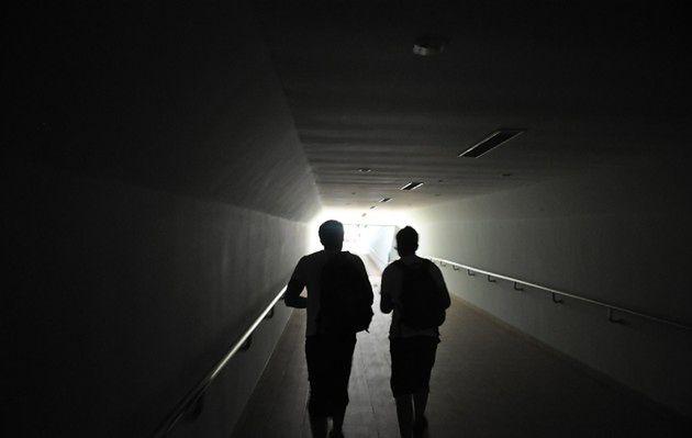 Tajemne tunele, kwatery i grobowce