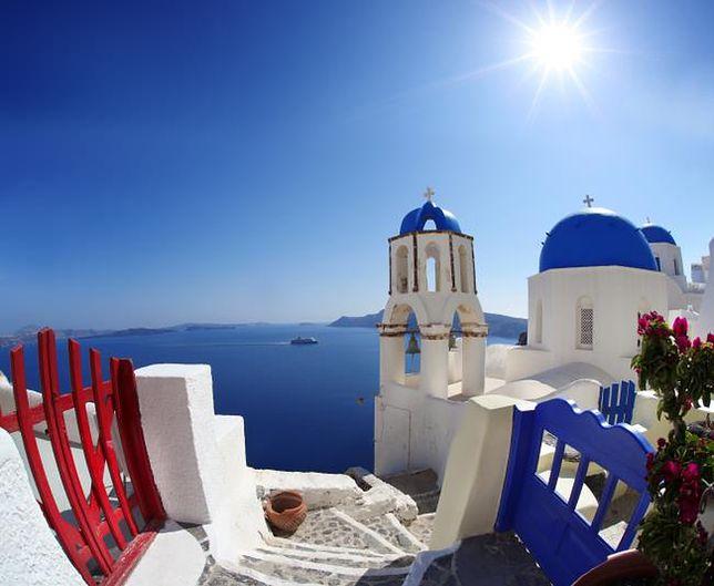 Pocztówkowe Cyklady - greckie oazy spokoju