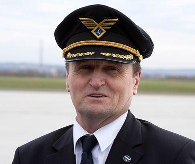 Tadeusz Wrona zostanie w LOT