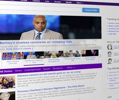 Yahoo Search nie jest rozwijane, ale nadal rozprzestrzenia się z oprogramowaniem